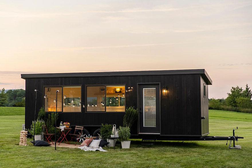 Intip Rumah Mungil Hasil Kolaborasi IKEA dan Vox Creative, Nyaman dan Praktikal!
