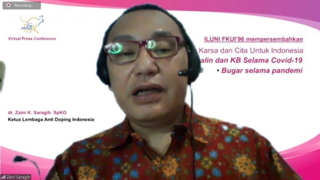 Persembahan Dies Natalis FKUI 2021: Karsa dan Cinta untuk Indonesia