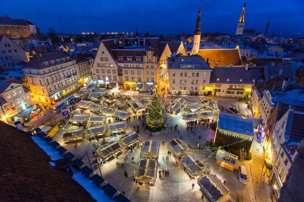 Pasar Natal Terbaik di Eropa yang Masih Jarang Diketahui