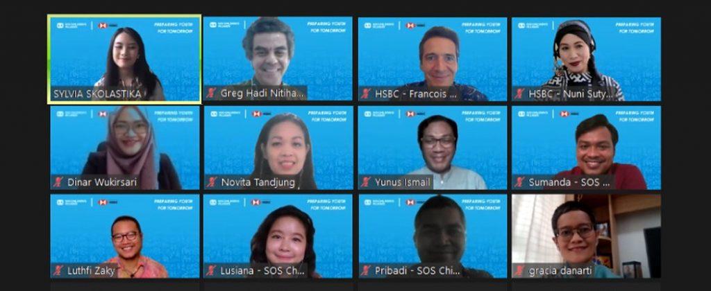 SOS Children's Villages Indonesia bekerja sama dengan HSBC Indonesia untuk mendukung kebutuhan anak dan remaja rentan yang terdampak pandemi.