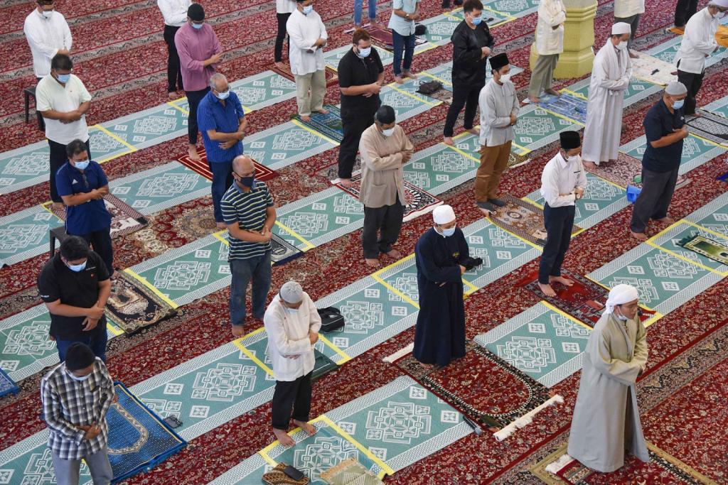 Panduan Ramadhan di Singapura Tahun 2021