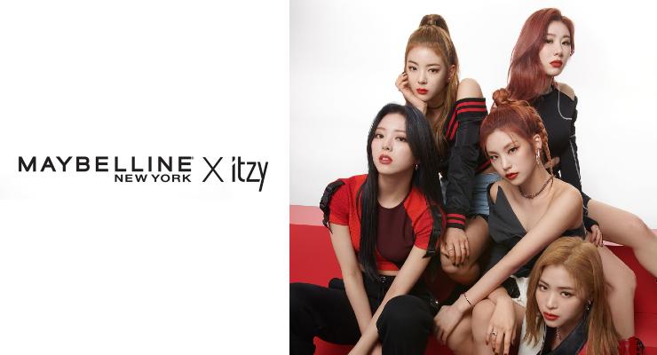 ITZY, Grup K-Pop Pertama Jadi Brand Ambassador Global Maybelline New York