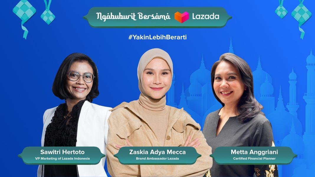 'Meaningful Gift' dari Lazada Siap Hangatkan Tradisi Ramadan dan Lebaran Kamu, Ladies