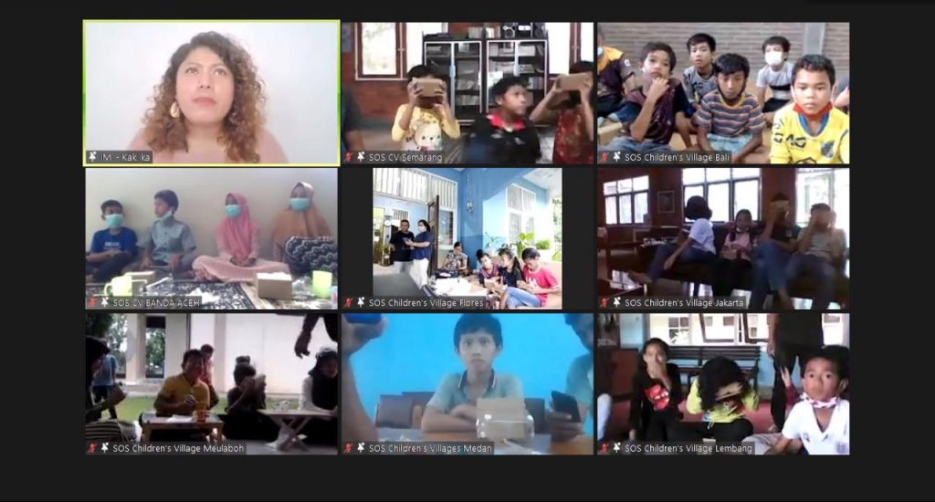 SOS Children's Villages Indonesia Berkolaborasi dengan Merck Family Foundation Demi Masa Depan Anak Indonesia