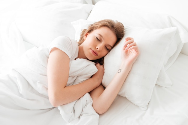 Ketahui Kondisi Kesehatan Tubuh dari Posisi Tidur