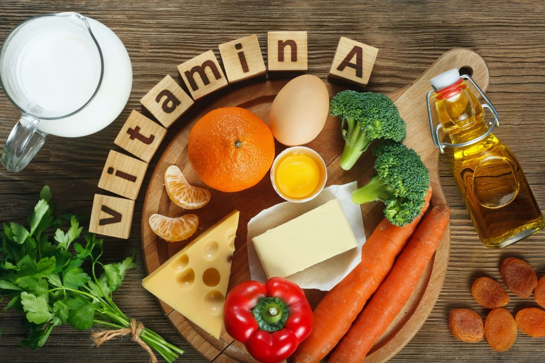 Tanda-tanda Tubuh Kekurangan Vitamin A