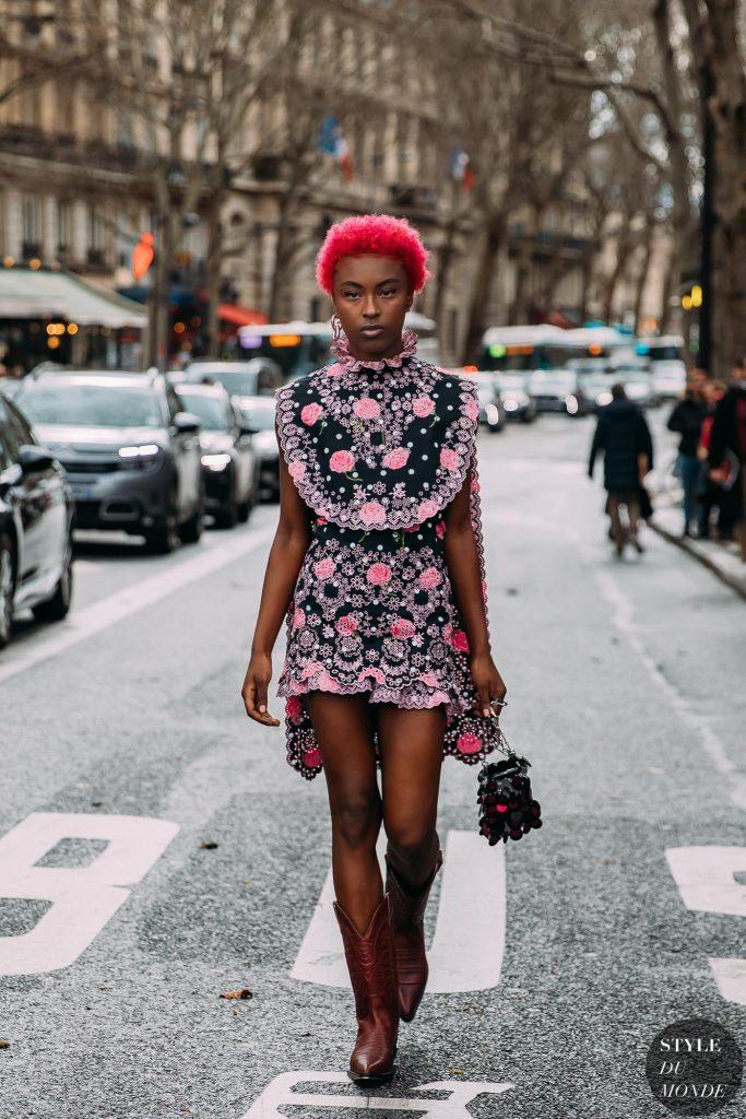 Inspirasi Kreasi Warna Rambut Magenta ala Hair Colorist
