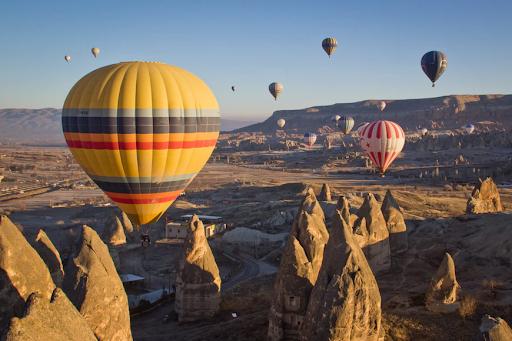 7 Tempat Wisata Terbaik di Turki Untuk Dikunjungi Muslim